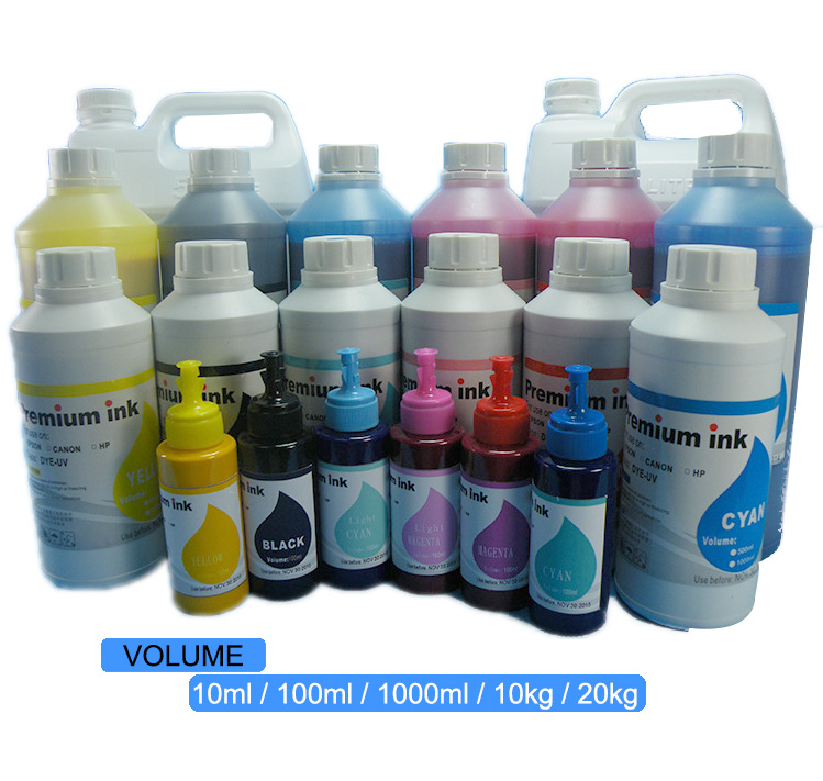antprint textile ink volume
