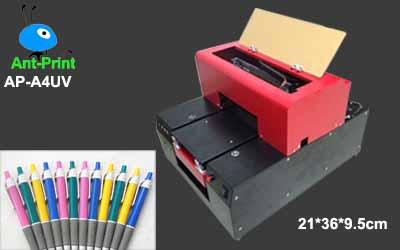 digital UV flatbed ball pen printer