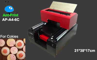 digital edible cookies food printer