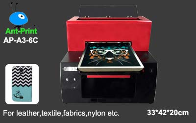 digital leather photo printer