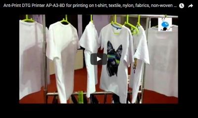 dtg printer AP-A3-8D