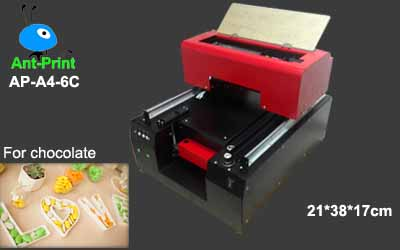 edible chocolate food printer
