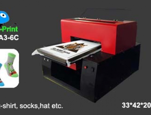 Digital textile Socks printing printer