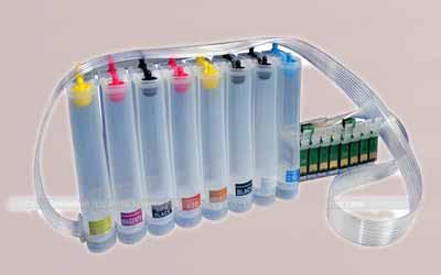 6 color CISS for digital food printer or t-shirt printer.