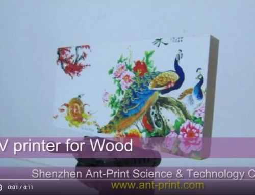 UV Printer Application On Wood