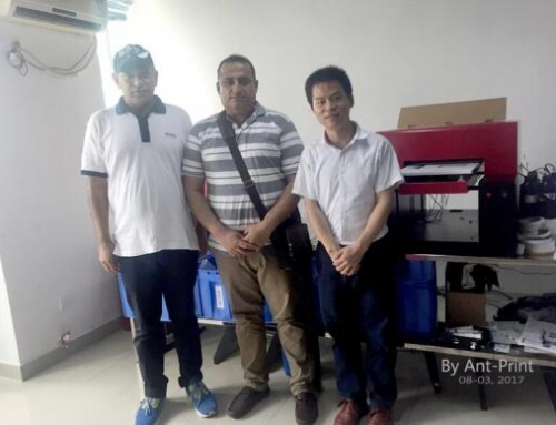 【Ant-Print Customer】Pakistan-Mr.Gulrat and Mr.Mark