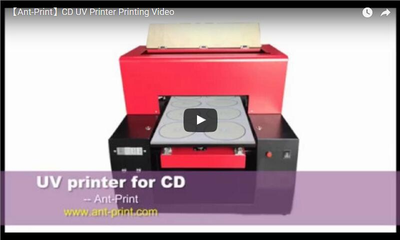 CD UV printer