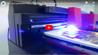 AP-A3UVX UV printer video