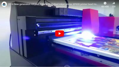 AP-A3UVX UV printer video