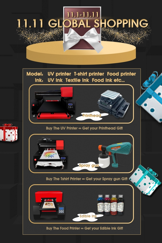 11.11 Global Shopping Festival antprint
