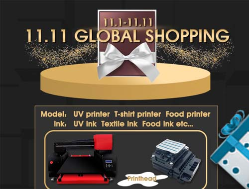 11.11 shopping antprint