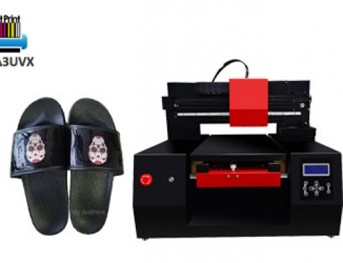 Eva Slipper UV Printer Digital Shoes Printing Machine Direct To Black Slippers Printer