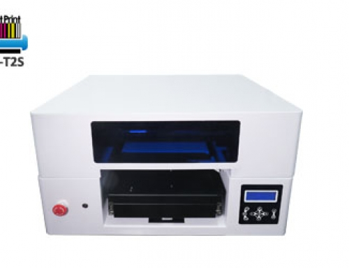 【Products Video】Small Size AP-T2U dtg Printer Show