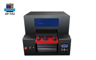 T2U double head uv printer