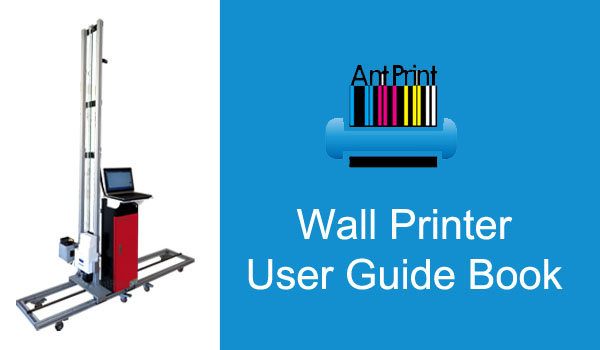 wall printer user guide book