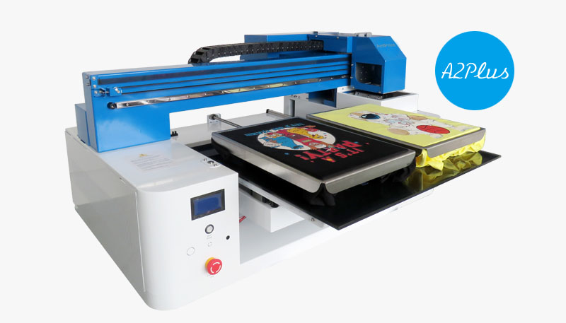 A2Plus side dtg printer